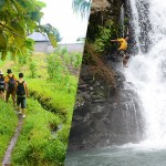 北部トレッキング + 滝スライダー & ジャンプ
