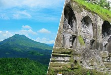 バリの世界遺産 パクリサン河川とキンタマーニツアー