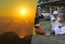 ランプヤン寺院でお祈りツアー
