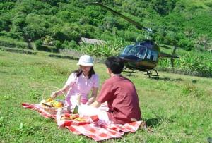 ヘリコプターチャーター